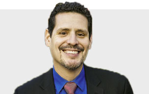 Rev. Dr. David Vásquez-Levy